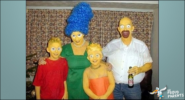 The Simpsons In Real Life