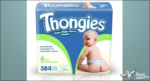 thongie diapers