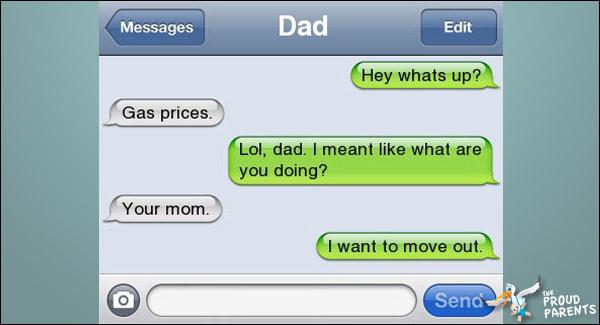 TextsFromDad