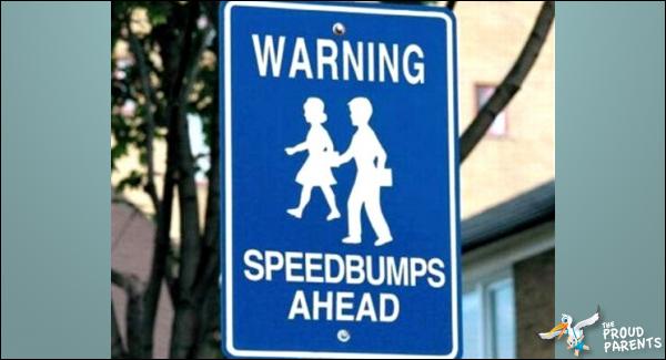 speedbumps-sign