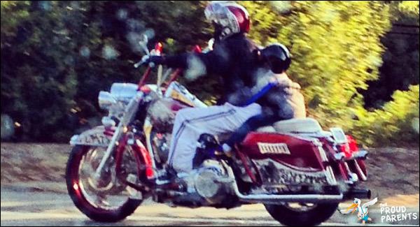 motorcyblebabyseat